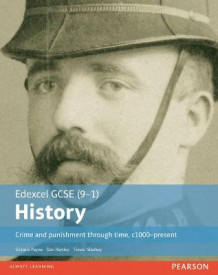Crime and Punishment Through Time, C1000-Present Student Book av Dan Hartley, Trevor Sharkey og Victoria Payne (Heftet)