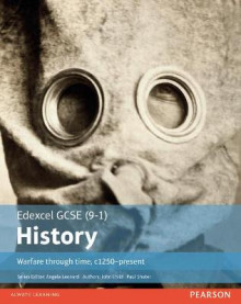 Edexcel GCSE (9-1) History Warfare through time, c1250-present Student Book av Paul Shuter og John Child (Heftet)