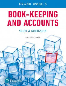 Book-keeping and Accounts av Frank Wood og Sheila I. Robinson (Heftet)
