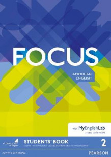 Focus Ame 2 Students' Book & MyEnglishLab Pack av Vaughan Jones, Sue Kay og Daniel Brayshaw (Blandet mediaprodukt)