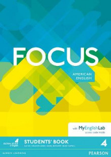 Focus AME 4 Students' Book & MyEnglishLab Pack av Vaughan Jones, Sue Kay og Daniel Brayshaw (Blandet mediaprodukt)