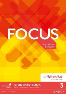Focus Ame 3 Students' Book & MyEnglishLab Pack av Vaughan Jones, Sue Kay og Daniel Brayshaw (Blandet mediaprodukt)