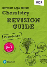 Omslag - REVISE AQA GCSE Chemistry Foundation Revision Guide: Foundation