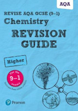 Omslag - REVISE AQA GCSE Chemistry Higher Revision Guide