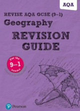Omslag - REVISE AQA GCSE Geography Revision Guide