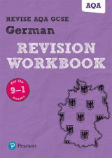 Omslag - REVISE AQA GCSE German Revision Workbook