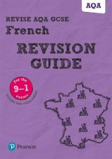 Omslag - REVISE AQA GCSE (9-1) French Revision Guide
