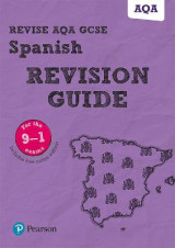 Omslag - Revise AQA GCSE (9-1) Spanish Revision Guide