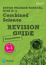 Omslag - Revise Edexcel GCSE (9-1) Combined Science Foundation Revision Guide