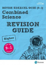 Omslag - REVISE Edexcel GCSE (9-1) Combined Science Higher Revision Guide: Higher