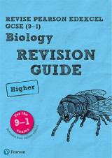Omslag - REVISE Edexcel GCSE (9-1) Biology Higher Revision Guide