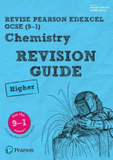 Omslag - REVISE Edexcel GCSE (9-1) Chemistry Higher Revision Guide: Higher