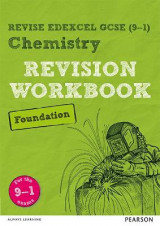 Omslag - Revise Edexcel GCSE (9-1) Chemistry Foundation Revision Workbook