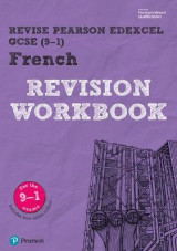Omslag - REVISE Edexcel GCSE (9-1) French Revision Workbook