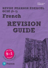 Omslag - REVISE Edexcel GCSE (9-1) French Revision Guide