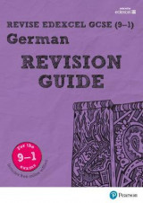 Omslag - REVISE Edexcel GCSE (9-1) German Revision Guide