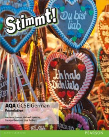 Stimmt! AQA GCSE German Foundation Student Book: Foundation av Harriette Lanzer, Carolyn Batstone, Lisa Probert og Michael Spencer (Heftet)