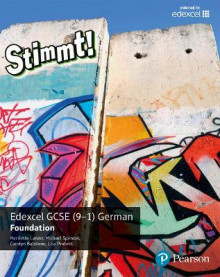 Stimmt! Edexcel GCSE German Foundation Student Book: Foundation av Harriette Lanzer, Michael Spencer, Carolyn Batstone og Lisa Probert (Heftet)