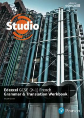 Studio Edexcel GCSE French Grammar and Translation Workbook av Stuart Glover (Heftet)