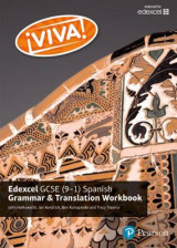 Omslag - Viva! Edexcel GCSE Spanish Grammar and Translation Workbook