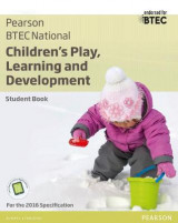 Omslag - BTEC Nationals Children's Play, Learning and Development Student Book + Activebook