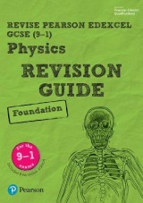 Omslag - REVISE Edexcel GCSE (9-1) Physics Foundation Revision Guide: Foundation