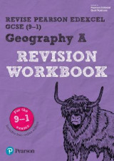 Omslag - REVISE Edexcel GCSE (9-1) Geography A Revision Workbook