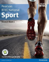 Omslag - BTEC Nationals Sport Student Book 1 + Activebook: Student book 1 + activebook