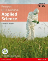 Omslag - BTEC Nationals Applied Science: Student Book Level 3
