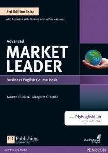 Market Leader Extra Advanced Coursebook and MyEnglishLab Pin Pack av Margaret O'Keeffe (Blandet mediaprodukt)