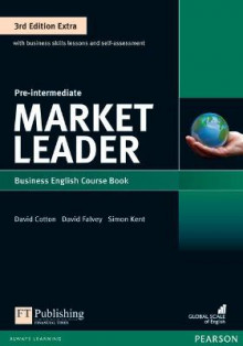 Market Leader 3rd Edition Extra Pre-Intermediate Coursebook with DVD-ROM Pack av Clare Walsh (Blandet mediaprodukt)
