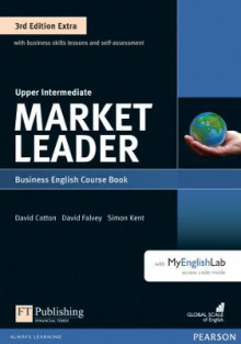 Market Leader Plus Upper Intermediate Coursebook and MyEnglishLab Pin Pack av Lizzie Wright, David Cotton, David Falvey og Simon Kent (Blandet mediaprodukt)