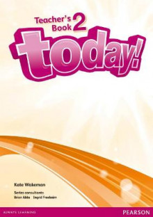 Today!: Teacher's Book av Kate Wakeman (Blandet mediaprodukt)