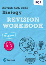 Omslag - Revise AQA GCSE Biology Higher Revision Workbook
