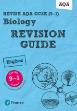 Omslag - REVISE AQA GCSE Biology Higher Revision Guide: Higher