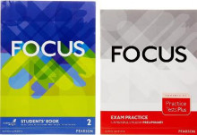 Focus BRE 2 Students' Book & Practice Tests Plus Preliminary Booklet Pack av Vaughan Jones, Sue Kay, Russell Whitehead og Daniel Brayshaw (Heftet)