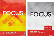 Focus BRE 3 Students' Book & Practice Tests Plus Preliminary Booklet Pack av Vaughan Jones, Sue Kay, Russell Whitehead og Daniel Brayshaw (Heftet)