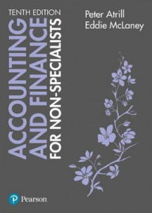 Accounting and Finance for Non-Specialists av Peter Atrill og Eddie McLaney (Heftet)