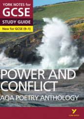AQA Poetry Anthology - Power and Conflict: York Notes for GCSE (9-1) av Beth Kemp (Heftet)