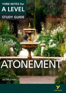 Atonement: York Notes for A-Level (Heftet)