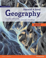 Omslag - Edexcel GCE Geography Y2 A Level Student Book and eBook