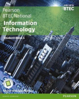 Omslag - BTEC Nationals Information Technology Student Book + Activebook