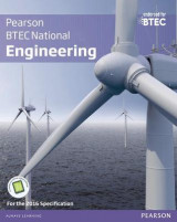 Omslag - BTEC Nationals Engineering Student Book + Activebook