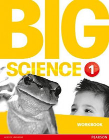 Big Science 1 Workbook (Heftet)