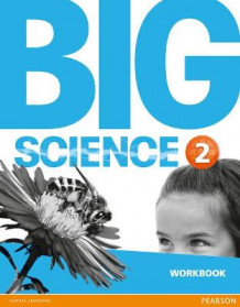 Big Science 2 Workbook (Heftet)