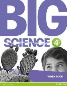 Big Science 4 Workbook (Heftet)