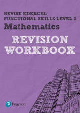 Omslag - REVISE Edexcel Functional Skills Mathematics Level 2 Workbook