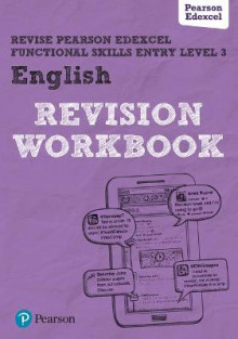 Revise Edexcel Functional Skills English Entry Level 3 Workbook av David Grant (Heftet)