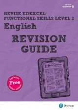 Omslag - REVISE Edexcel Functional Skills English Level 2 Revision Guide: Level 2