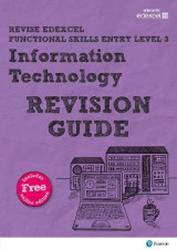 Omslag - REVISE Edexcel Functional Skills ICT Entry: Revision Guide Level 3